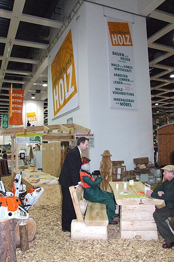 Holz Possling und Firma Andreas Stihl AG & Co. KG